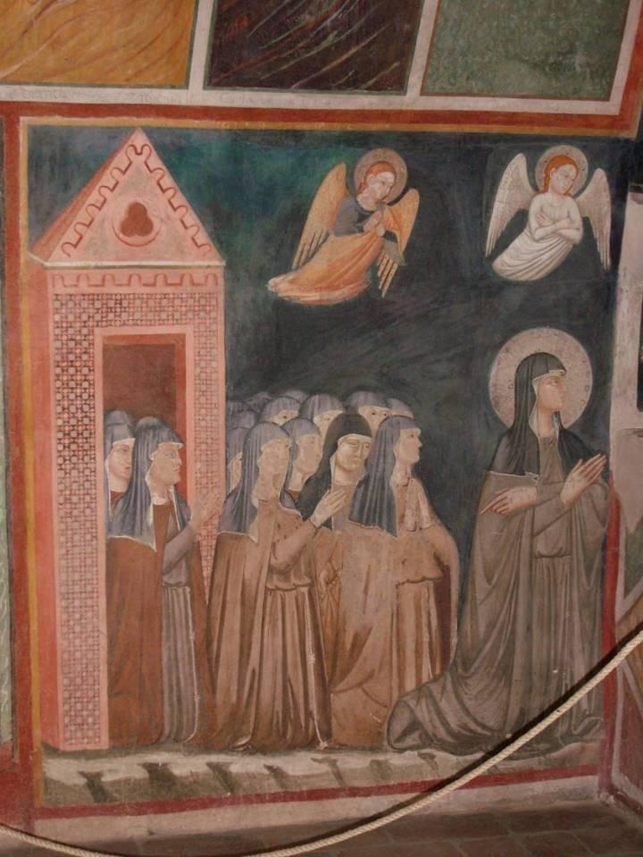 Sulle orme di Gesù povero. Chiara d'Assisi e il suo itinerario divita.