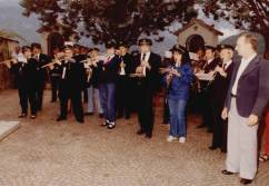 Borgo convento-monastero, a suon di musica