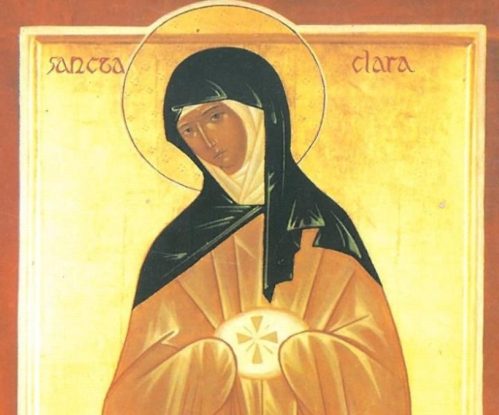 """Un """"Corpo dato""""… un """"Sangue versato""""… Squarci di Eucaristia in Chiarad'Assisi"""