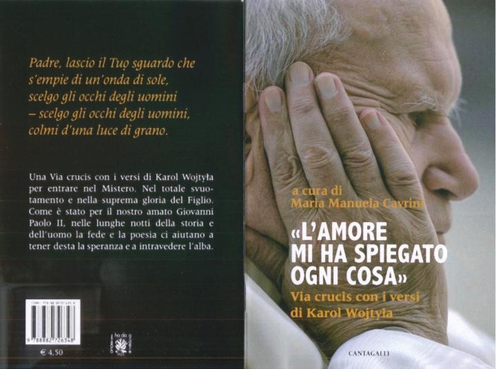 Novena di S. Chiara con versi di Giovanni PaoloII