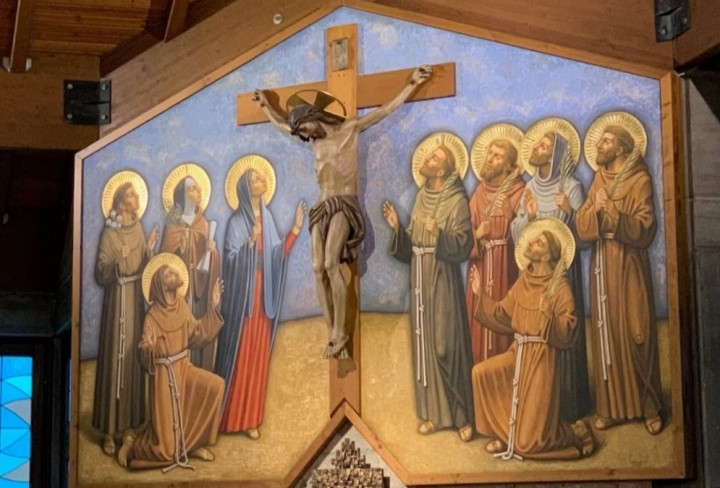 Dal desiderio di martirio di santa Chiara a mons. Luigi Padovese – di mons. Paolo MartinelliOFMCap