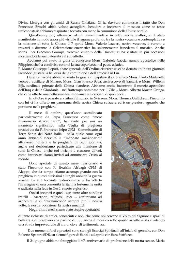 s. Natale 2019 - Monastero Cademario-2
