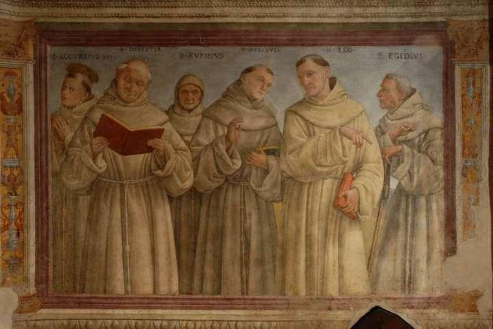 Egidio d'Assisi tra i saraceni: un frate minore tra i noncristiani