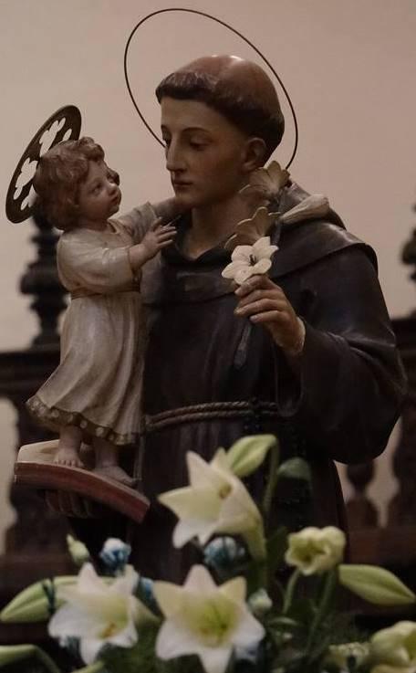 Il segreto di sant'Antonio:                                                        rimanere aperti all'azione diDio